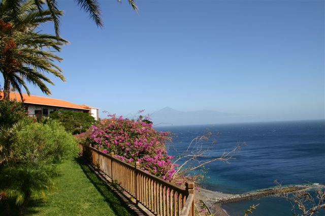 Hotel Parador - zee