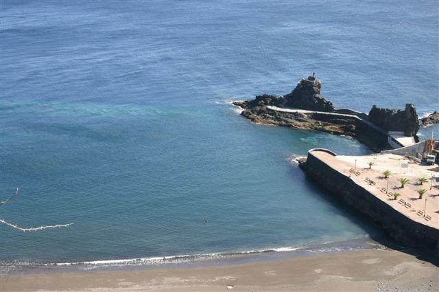 Hotel Parador - strand en zee
