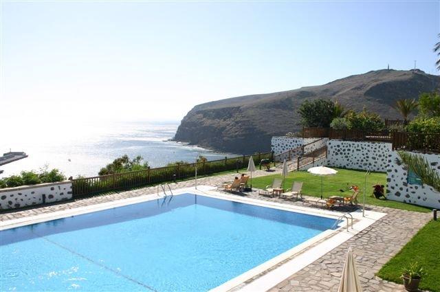 Hotel Parador - zwembad