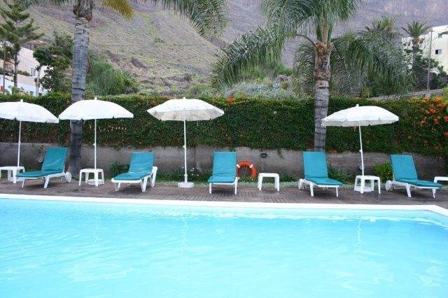 Appartementen Borbolan  -  zwembad