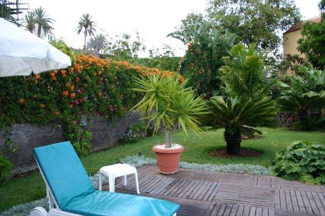 Appartementen Borbolan  -  tuin