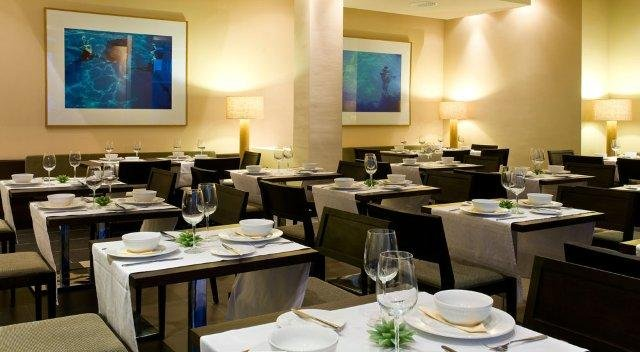 Hotel Playa Calera - restaurant