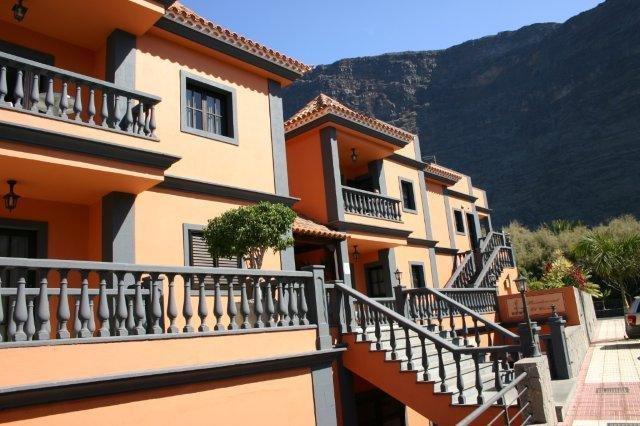 Appartementen El Conde