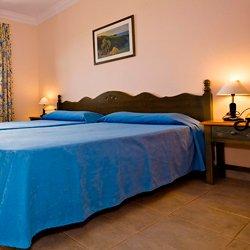 Appartementen El Conde - slaapkamer