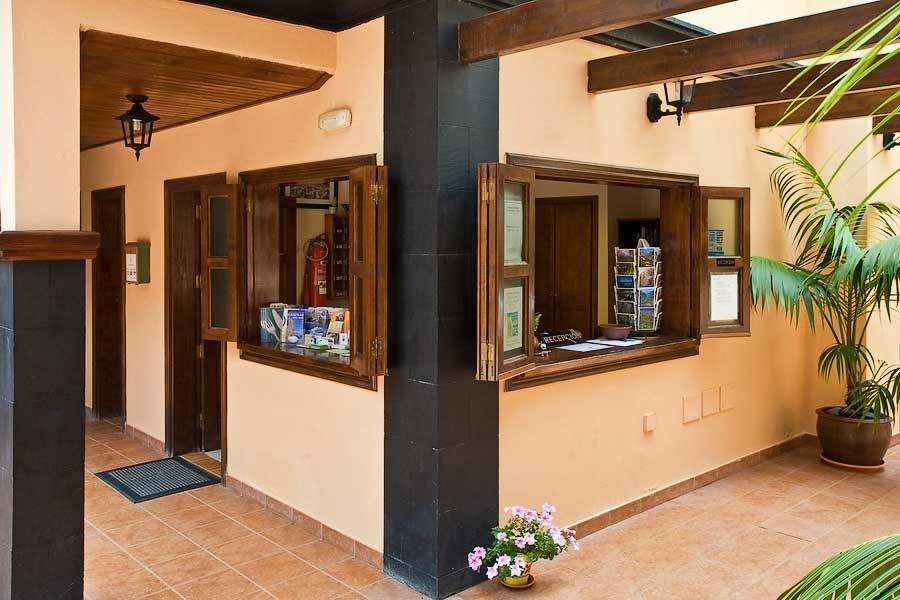 Appartementen El Conde - receptie