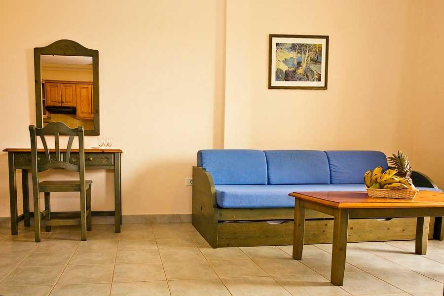 Appartementen El Conde - appartement