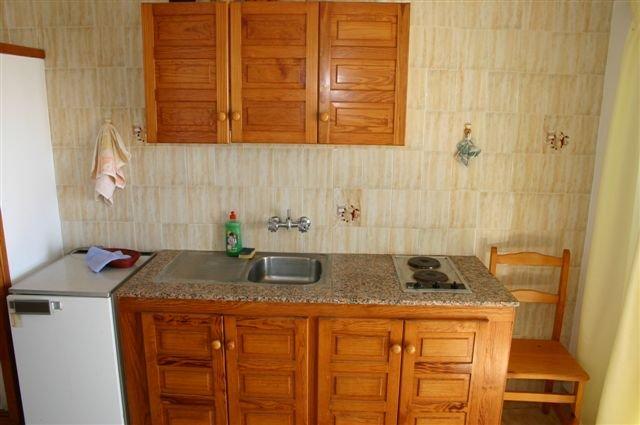 Appartementen Erasmo - keuken
