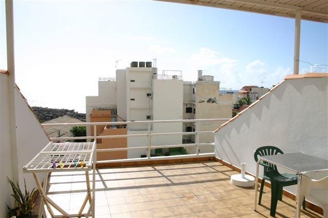 Appartementen Erasmo - balkon