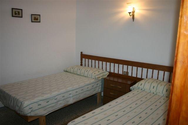 Appartementen Erasmo - slaapkamer