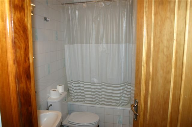 Appartementen Erasmo - badkamer