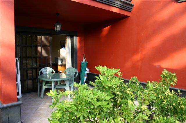 Appartementen Punta Marina - terras