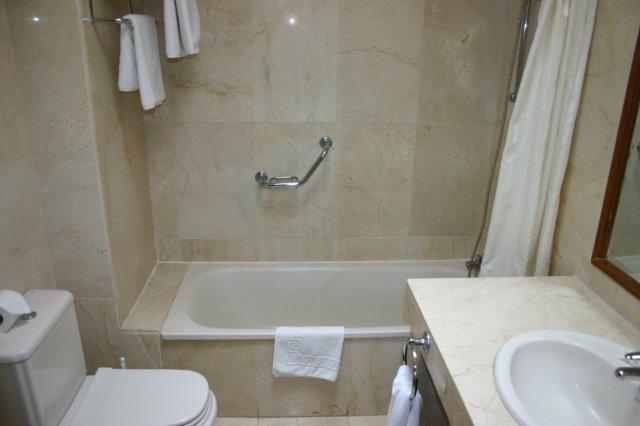 Appartementen Punta Marina - badkamer