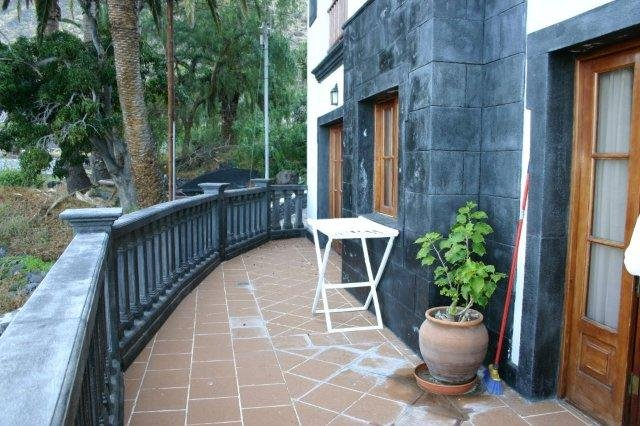 Appartementen La Roseta - balkon
