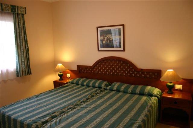 Appartementen La Roseta - slaapkamer