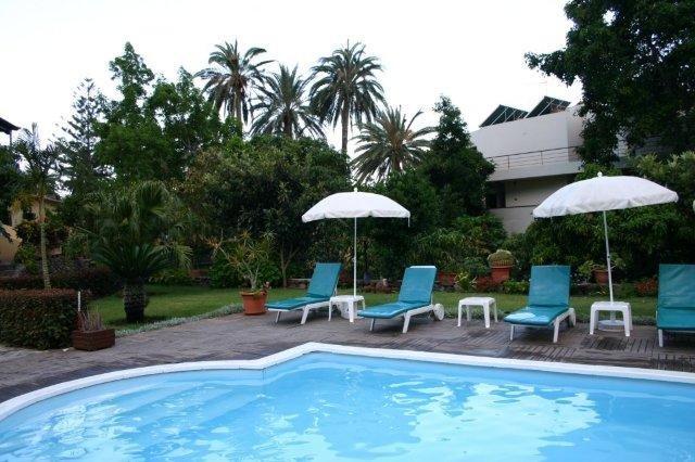 Appartementen La Roseta - zwembad