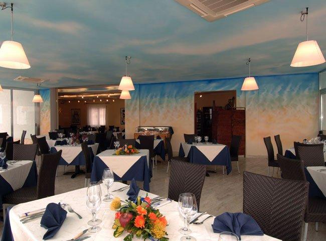 Hotel La Battigia - restaurant