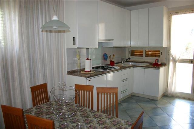 Appartementen Fontana Barone - keuken