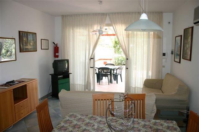 Appartementen Fontana Barone - woonkamer