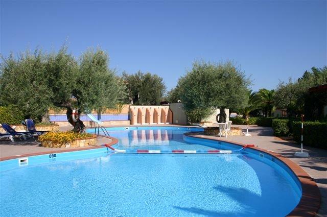 Appartementen Fontana Barone - zwembad