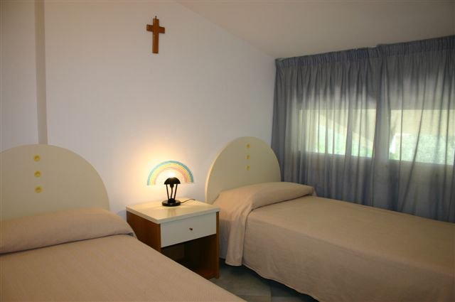 Appartementen Fontana Barone - slaapkamer