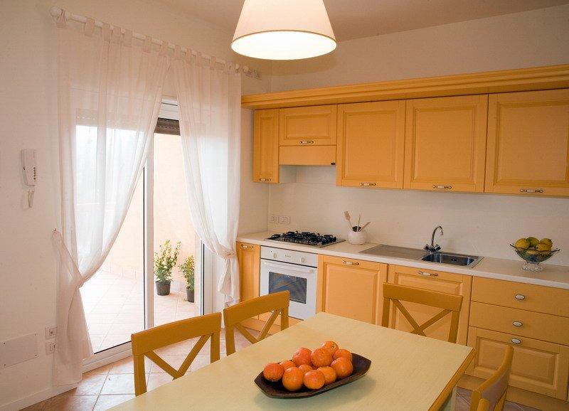 Appartementen Dei Margi -  keuken