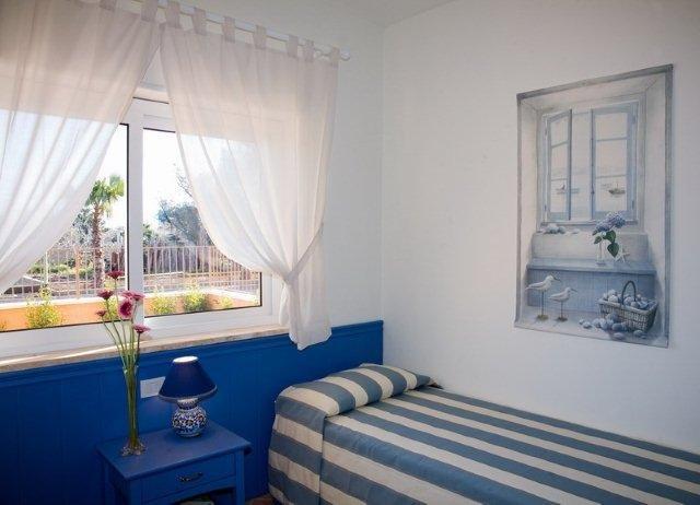 Appartementen Dei Margi  -  slaapkamer