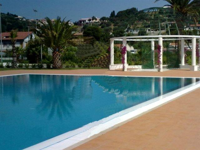Appartementen Dei Margi -  zwembad