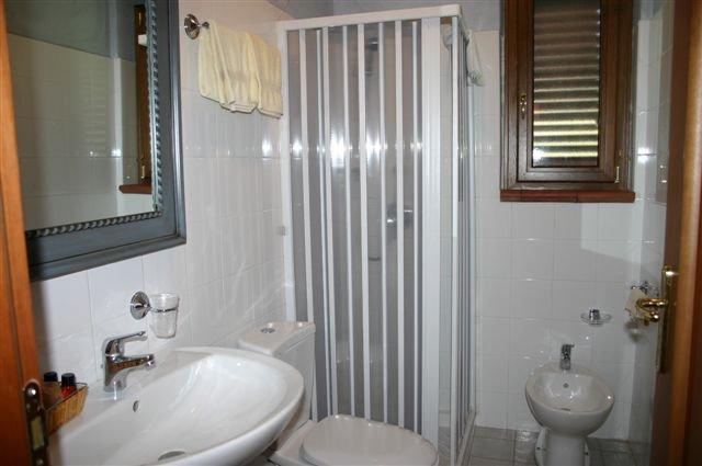 Hotel Casa delle Monache - badkamer