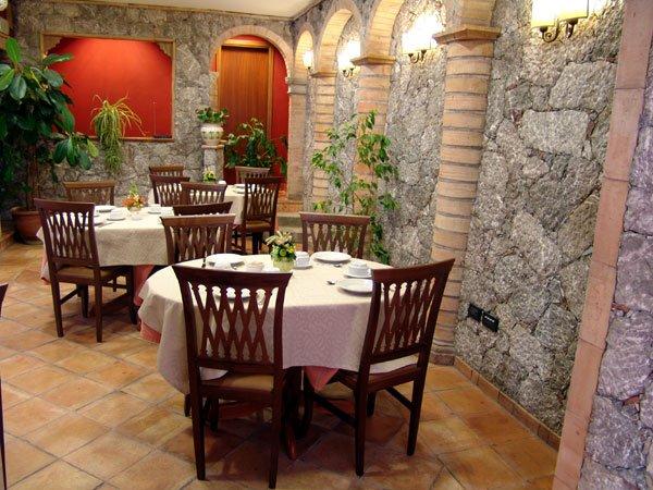 Hotel Andromaco - ontbijt