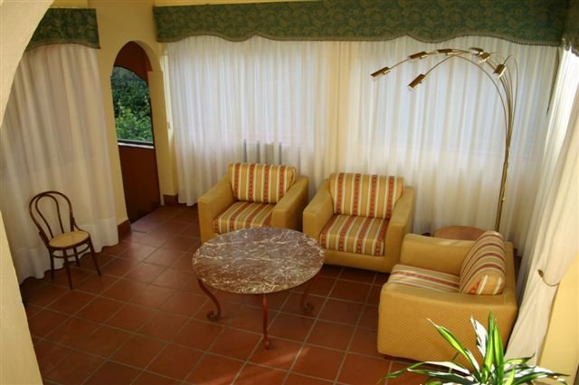 Hotel Andromaco - zitje