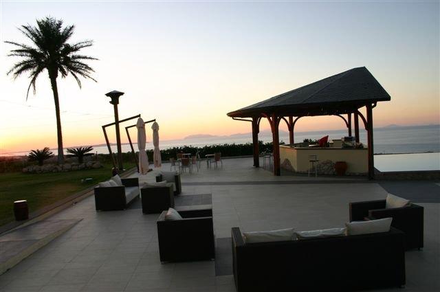Hotel Il Parco degli Ulivi -  zitje bij het zwembad