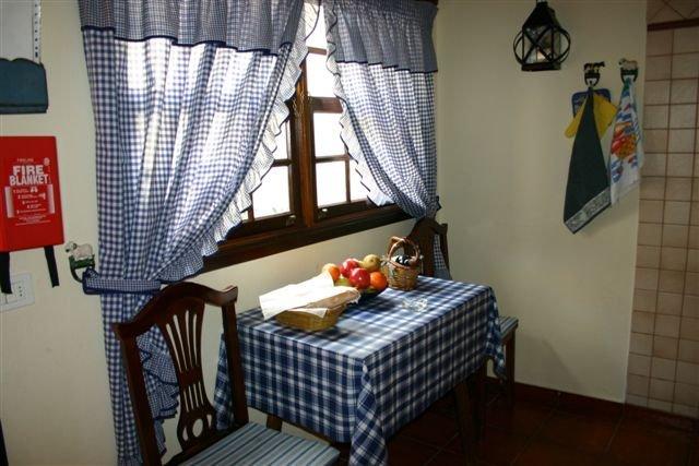 Casita El Cango - keuken