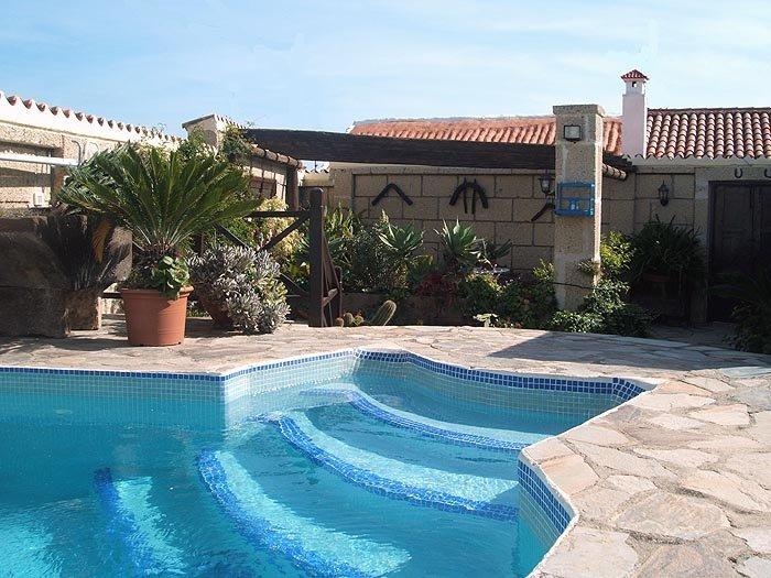 Casita El Cango - zwembad