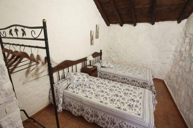 Casita La Cuadra - slaapkamer