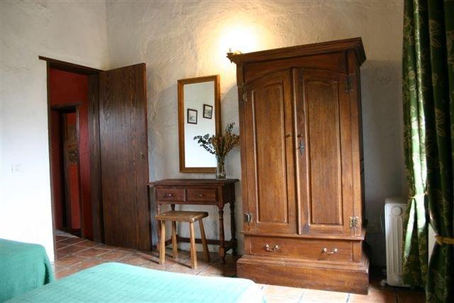 Casita El Estanco Viejo - slaapkamer