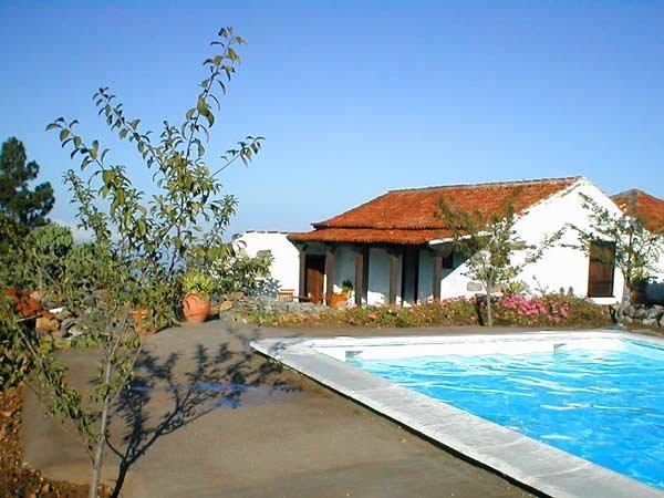 Casita El Estanco Viejo - zwembad