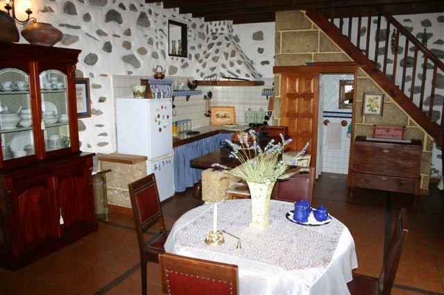 Casita Granero - keuken