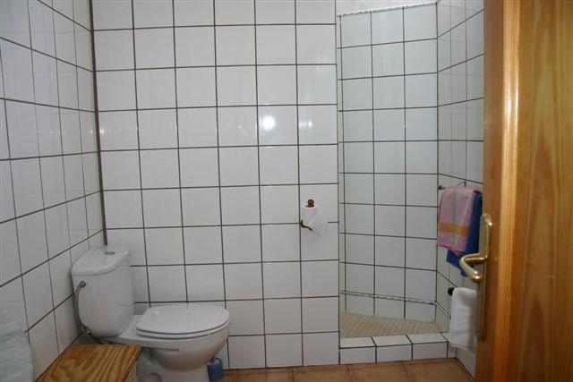 Appartementen San Miguel - badkamer