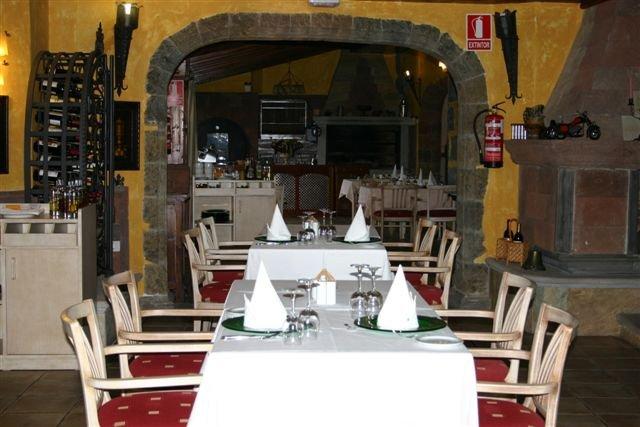 Hotel El Nogal - restaurant