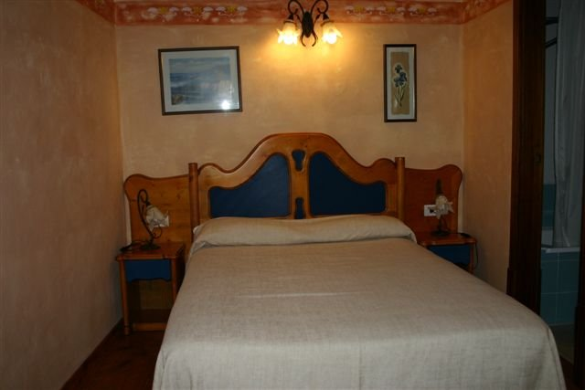 Hotel El Nogal - hotelkamer