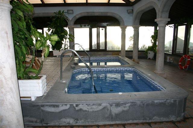 Hotel El Nogal - jacuzzi