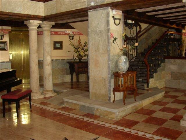 Hotel El Nogal - receptie