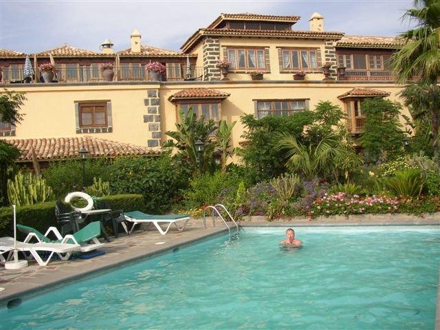 Hotel El Nogal - zwembad