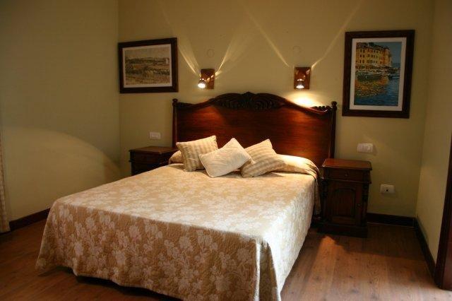 Appartementen Casas de Piedra - slaapkamer