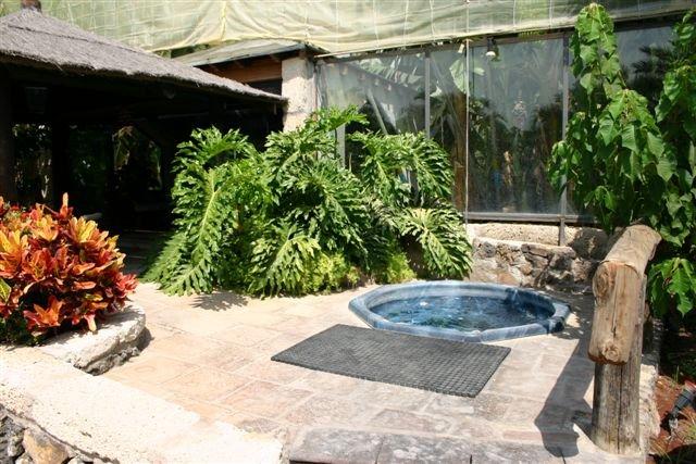 Appartementen Casas de Piedra - jacuzzi