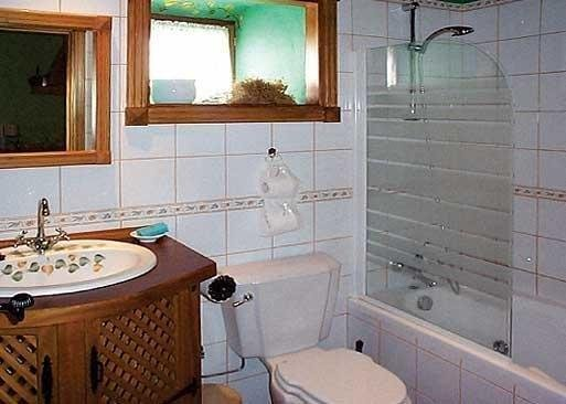 Casita Las Breveritas - badkamer