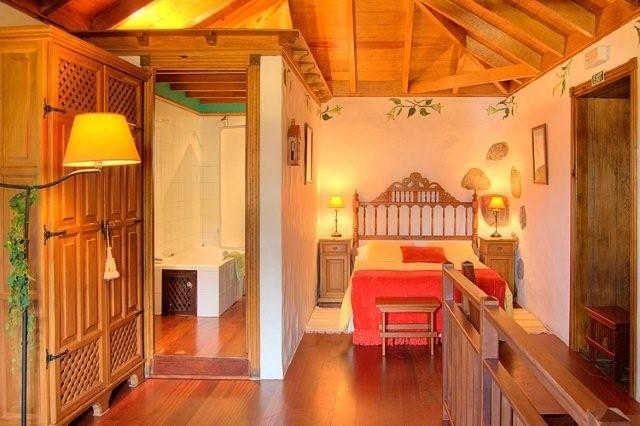 Casita Las Breveritas - slaapkamer