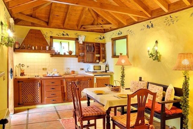 Casita Las Breveritas - keuken