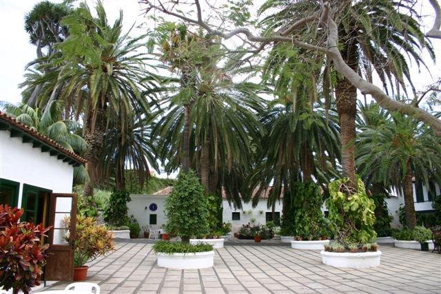 Hotel El Patio - terras