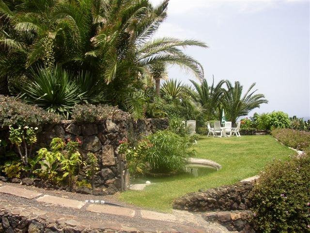 Hotel El Patio - tuin
